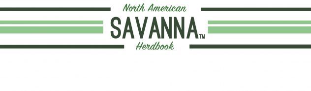 North American Savanna Herdbook